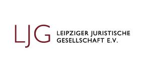 LJG – Leipziger Juristische Gesellschaft e.V. Logo